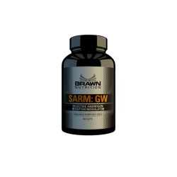 BRAWN NUTRITION - SARM GW 60 caps.