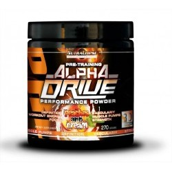NUTRACLIPSE - Alpha Drive...