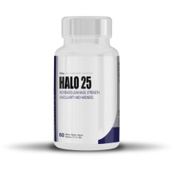 German Pharmaceuticals - Halo 25 - 60 Capsules