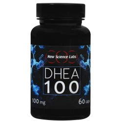 New Science Labs - DHEA 100mg, 60CPS