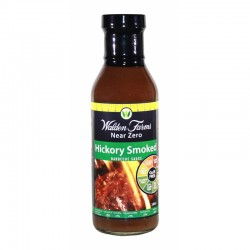 WALDEN FARM - BBQ SAUCES SMOCKED 340GR