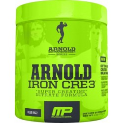 ARNOLD - IRON CRE3 - 30SRV PUNCH