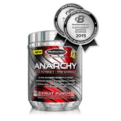 MUSCLETECH - ANARCHY NEXT GEN 185GR