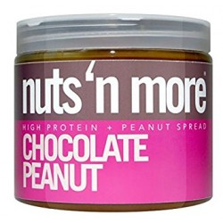 NUTS 'N MORE - PROTEIN PEANUT BUTTER 454GR
