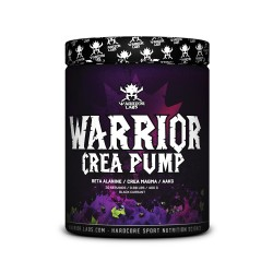 WARRIOR LABS - CREA PUMP 400GR
