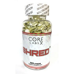 CORE LABS - SHRED RX 90CPS