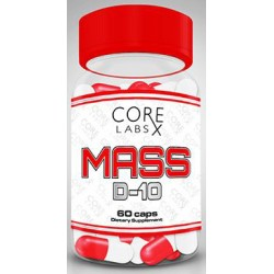 CORE LABS - MASS D-10 , 60 CPS