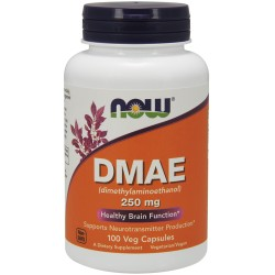 NOW FOOD - DMAE 250MG - 100CPS