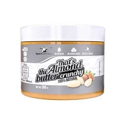 SPORT DEFINITION - ALMOND BUTTER CRUNCHY 300GR