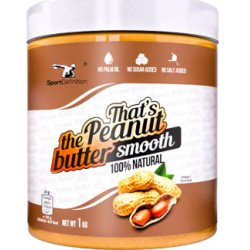 SPORT DEFINITION - THAT'S THE PEANUT BUTTER 1KG
