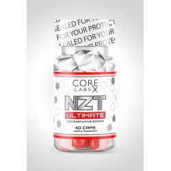 CORE LABS - NZT ULTIMATE 40CPS