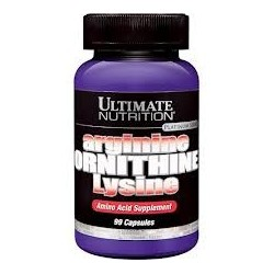 ULTIMATE NUTRITION...