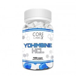 CORE LABS - YOHIMBE 5MG...