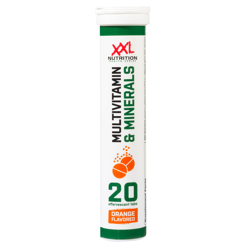how use multivitamin xl