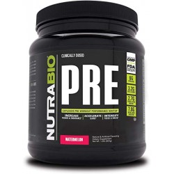 NUTRABIO LABS - Pre-Workout...
