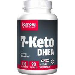JARROW - 7-Keto DHEA 100mg 90 caps.