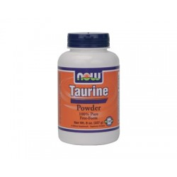 NOW FOOD - TAURINE POWDER 227GR