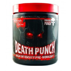Strength Game - Death Punch...