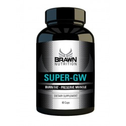 BRAWN NUTRITION - SUPER GW...