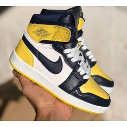 NIKE AIR JORDAN YELLOW &...