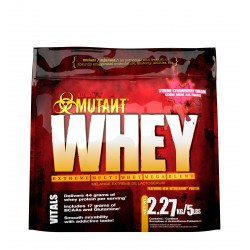 FITFOOD - MUTANT WHEY 5LBS