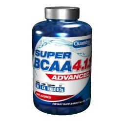 QUAMTRAX - SUPER BCAA 4:1:1 ADVANCE 200CPS