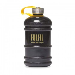 FULFIL HALF GALLON JUG BLACK
