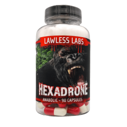 LAWLESS LABS - HEXADRONE 90CPS
